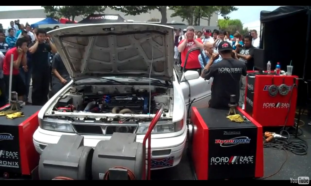"Kieth Boster's ""The Boz"" GVR4 on the RRE AWD Dynapack"