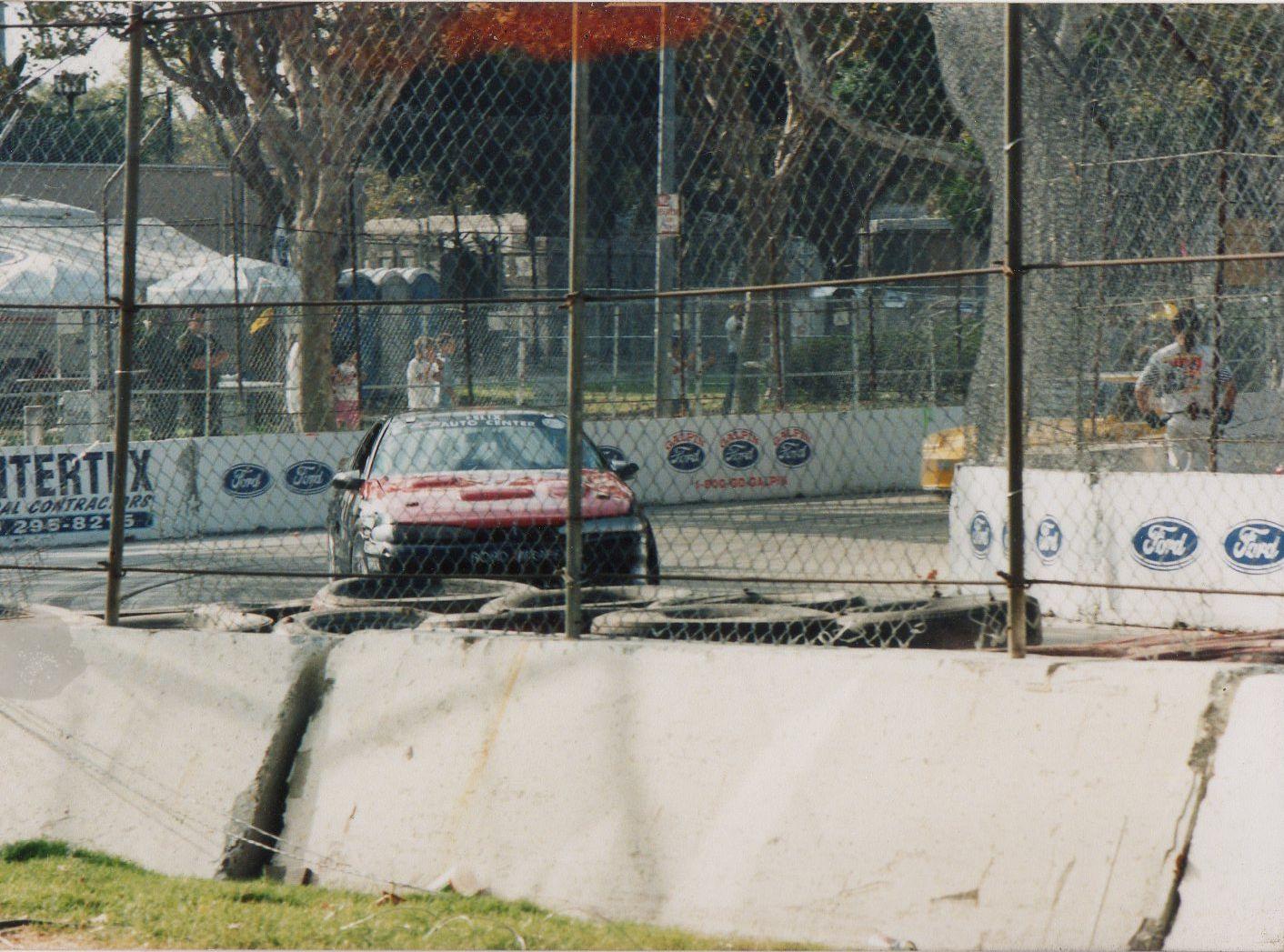 001 Road Race Engineering