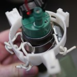 x fuel pump underwater backet weaving