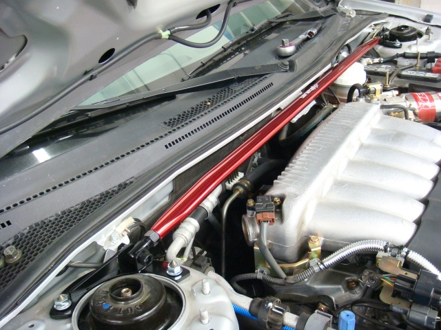 tanabe 4g eclipse  front upper bar