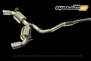 Greddy Exhaust Evolution