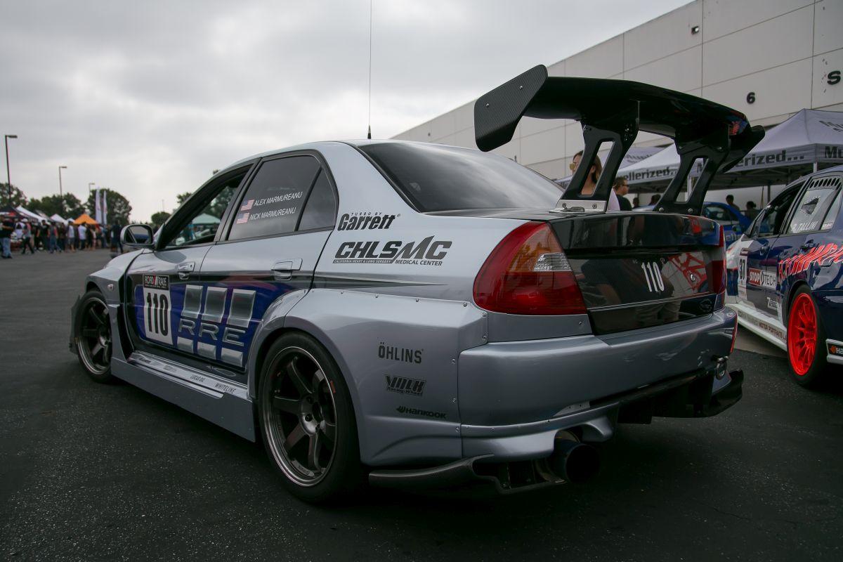 evo6 wing