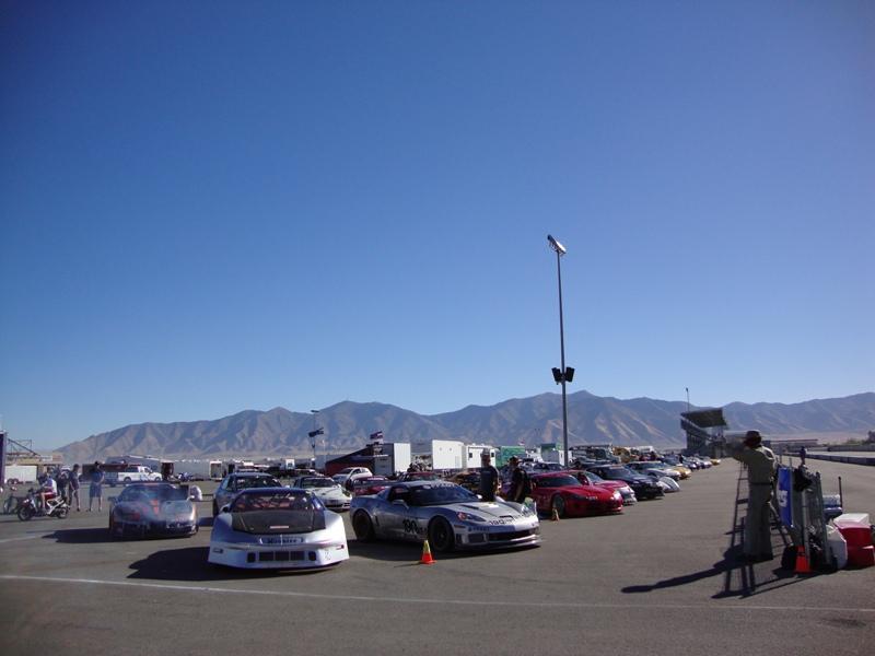 Ed Nazarian racing at ...